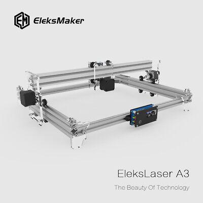 US EleksMaker EleksLaser A3 Pro Laser Engraving Machine CNC Mini Laser (Us Engraving)