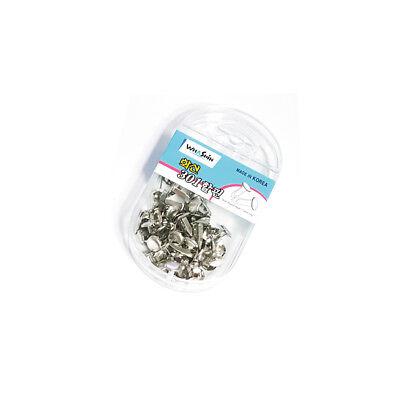 Paper Fastenersplit Pinbrass Prong Paper File Fasteners-1package10mm