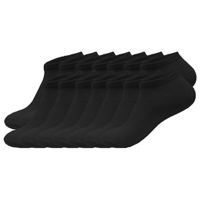 14 Pairs  Everlast Mens Low Cut Ankle No Show Socks
