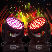 2x 540° Pan Moving Head 360w Rgbw Led Stage Light Dmx 16ch Dj Disco Party - unbranded - ebay.co.uk