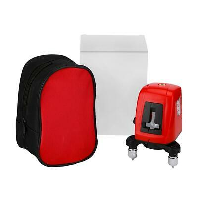 Fc435 360 Degree Self-leveling Cross Laser Level 2 Line 1 Point Package Bag Us