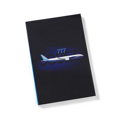 Notizbuch Boeing 777-300ER Neu orig. von Boeing