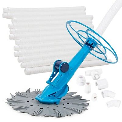 Inground Above Ground Swimming Pool Automatic Cleaner Clean Vacuum Hose Set