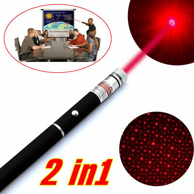 900miles Star Red Laser Pointer 650nm Aaa Visible Beam Mini Pet Cat Toy Lazer