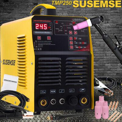 Pulse Tigstick Square Wave Inverter Acdc Aluminum 250a Tig250 Welder