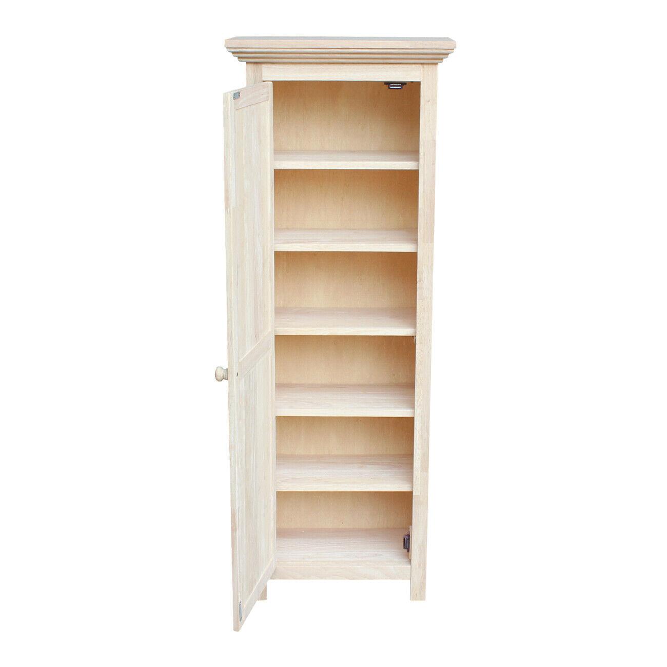 storage cabinet cupboard pantry kitchen bedroom utility