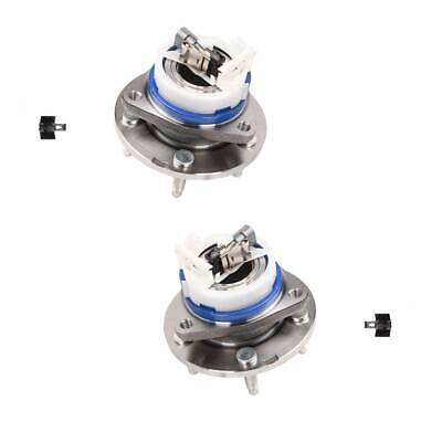 2X New Front Wheel Hub Bearing Assembly w/ ABS for Cadillac Deville DTS 513199