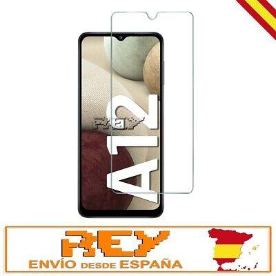 Protector Pantalla para SAMSUNG GALAXY A12 Cristal Templado Vidrio Premium p1130