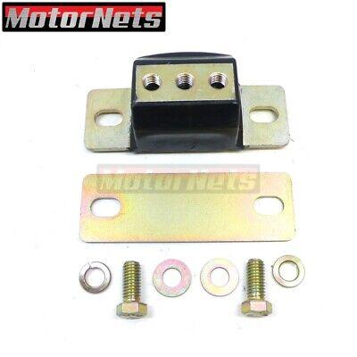 GM TH350 Polyurethane Transmission Mount Chevy Turbo 350 400 700R4 Rear Mount