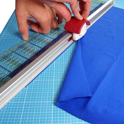 Linealschneider 70cm lang - Praktisches Lineal und Rollschneider in einem!