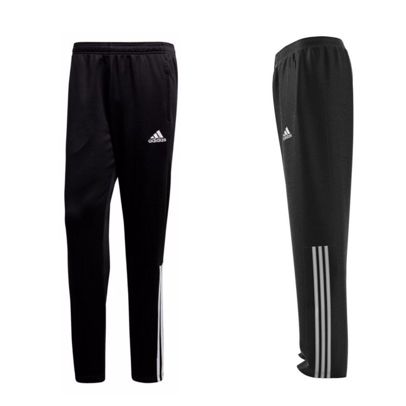adidas 3 Streifen Sporthose Trainingshose Jogginghose Pant Herren Männer Fußball
