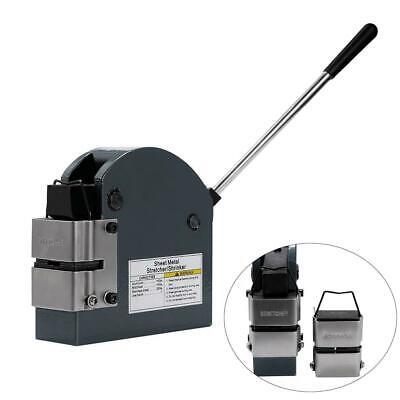 2-in-1 Sheet Metal Shrinker & Stretcher Manual Shrinking Machine Black Tools Set