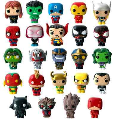Funko POP Marvel 80 Years Advent Calendar Pocket POP 24 PCS Vinyl Figures NO BOX