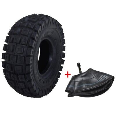 3.00-4 Knobby Scooter Wear out and Tube Combo ATV Go Kart For 4 inch Place Rim *4