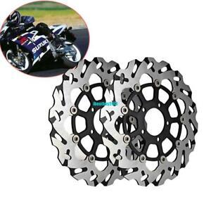 Front Brake Disc Rotor For Suzuki GSXR600/750 97-03 GSXR1000 01-02 1300 99-07