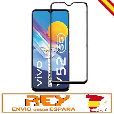 Cristal Templado Completo 3D VIVO Y72 5G - IQOO Z3- Y52 5G...