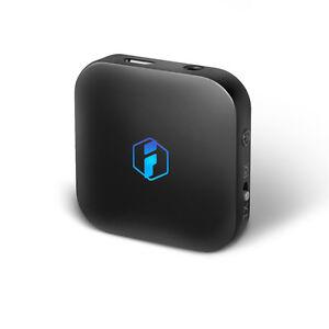 Inateck Bluetooth Sender & Empfänger BR1003 [2in1], Transmitter für Stereo Audio