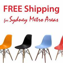 Clearance SALE - Eames Style DSW Dining Chair (Set of 4) Zetland Inner Sydney Preview