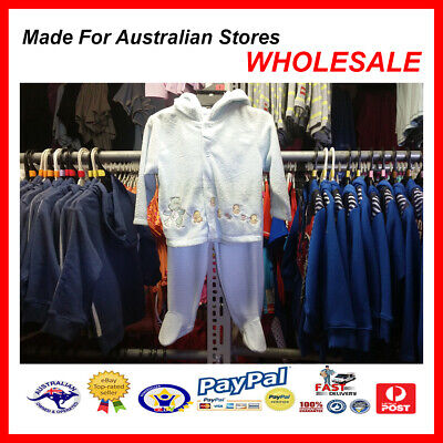 AUS WHOLESALE BABY KIDS CLOTHING Care Bears 2 Piece Set MYER STOCK *From (Myer Kids Clothing)