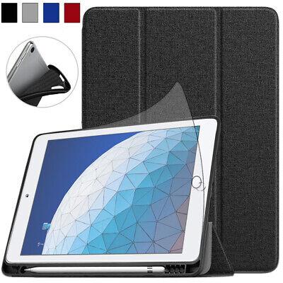 iPad Air 10.5 (2019) / iPad Pro 10.5 (2017) Schutzhülle mit Pen Halter +Folie gebraucht kaufen  Bonn