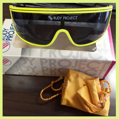 NOS Occhiali Vintage RUDY PROJECT SUPER PERFORMANCE cycling sunglasses bici (Superbike Sunglasses)
