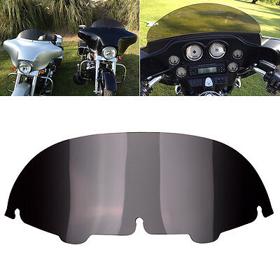 "7"" Windshield Windscreen For Harley Touring Electra Glide Street FLHT FLHX 96-13"