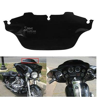 6  Abc Motor Windscreen Windsheild For Harley Electra Glide Ultra Limited Flhtk