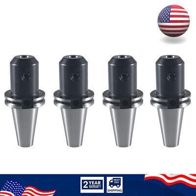 Cat 40 58 X 3 4pcs Set End Mill Tool Holder Balanced G2.5 20000 Rpm Cat40 Usa