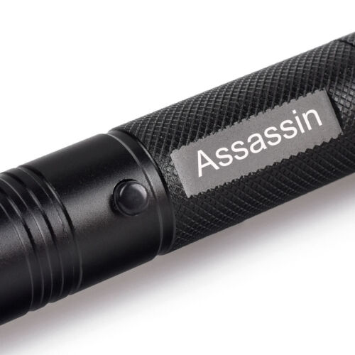 50Miles 532nm Green Tactical Laser Pointer 18650 Lazer Pen Visible Beam Light