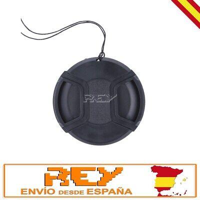 Tapa Objetivo Cámara Delantera Compatible con Lente de 62mm Universal h137