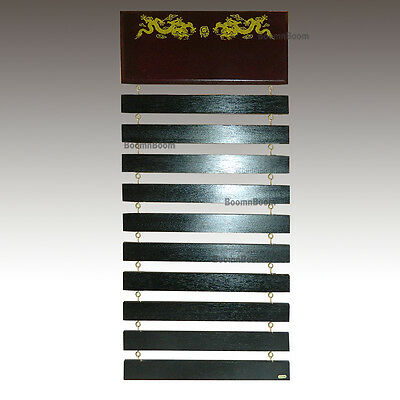 New Taekwondo Karate MMA Martial Arts Belt Display Rack Belt Holder-10 Belts