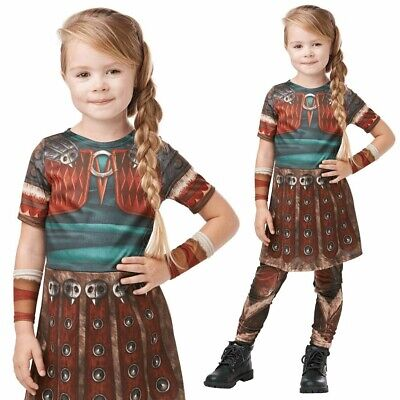 üm Drachenzähmen Leicht Gemacht Charakter Kinder Outfit (Leichte Mädchen Kostüme)
