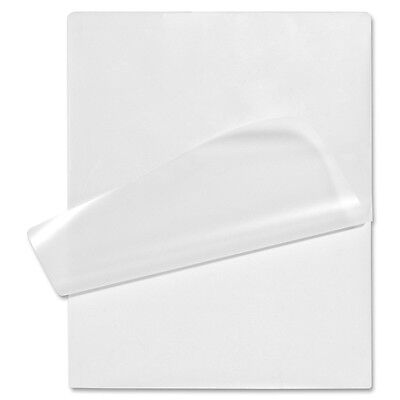 """50 Super Heavy Duty Letter Size Laminating Pouches 10 MIL for 8.5 x 11"""" Sheets  on Rummage"""