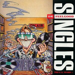 DR. FEELGOOD SINGLES THE U.A. YEARS CD THE VERY BEST OF / GREATEST HITS / NEW