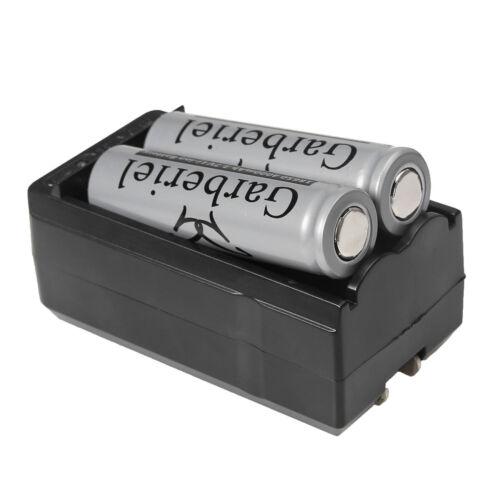 4000mah 3.7V 18650 Rechargeable Li-ion Flat Top Battery Flat Head For Vape Mods