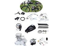 Volle 80cc 2-Takt Motor Engine Kit Set Gas für Motorisierte Fahrrad Fahrradmotor