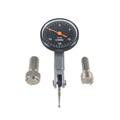 Precision Black .030 Test Indicator . 0005 Gr. Dial Reading 0-15-0