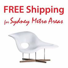 Clearance SALE - Eames Style La Chaise Zetland Inner Sydney Preview