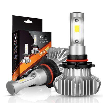 Headlamp Bulb Set (9005 HB3 LED Headlight/Fog Light Bulb Conversion kit Pair SET High Beam NEW )