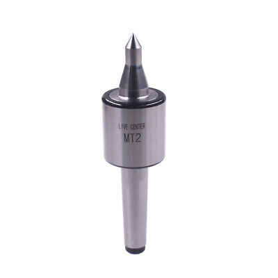 Mt2 Live Center Morse Taper Precision 0.000197inch Cnc Long Spindle Lathe Tool