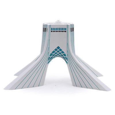 Azadi Shahyad Tower Square Statues Iranian Capital Tehran Symbol Iran Farvahar