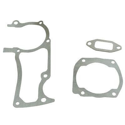 Cylinder Crankcase Muffler Gasket Suit For HUSQVARNA Chainsaw 362 365 372 372XP