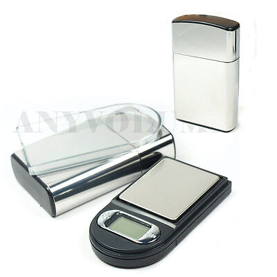 100g x 0.01g Digital Pocket Scale 0.01 gram Portable Precision 10g Test weight