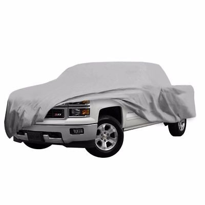 Pick Up Truck Car Cover Outdoor Snow Uv Rain Dust Scratch Proof Up To 175  New