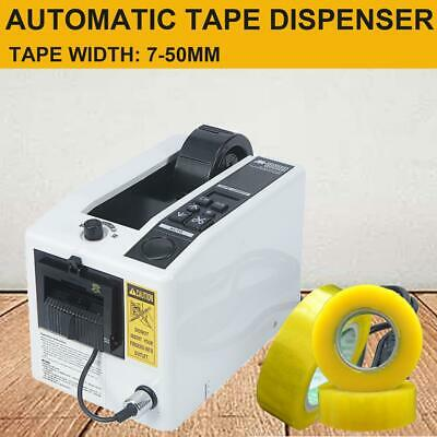 18w Automatic Tape Dispensers Electric Adhesive Tape Cutting Packaging Machine