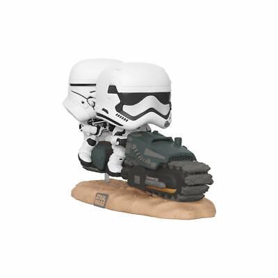 Pop! Movie Moments Star Wars First Order Tread Speeder Funko