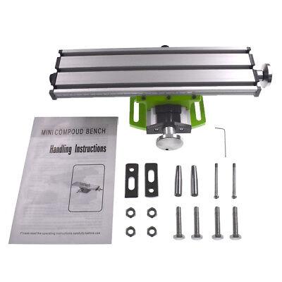 31090mm Diy Mini Multi-function Milling Machine Miller Precisi Cross Table