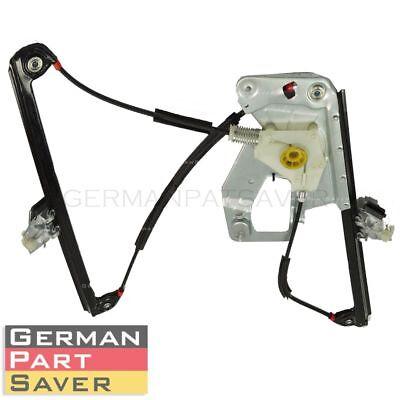 Power Window Regulator W/o Motor Front Right For BMW E39 525i 528i 51338252394