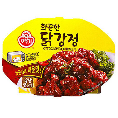 Spicy Chicken Korean Instant Food Sweet and Sour Chicken Dak Gangjeong