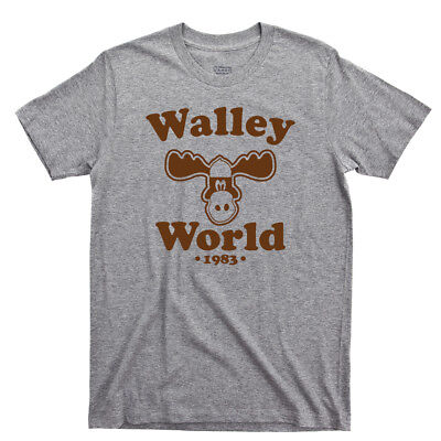 Griswold Vacation Wally World T Shirt Chevy Chase John Hughes 80s Movies DVD Tee - Wally World Movie